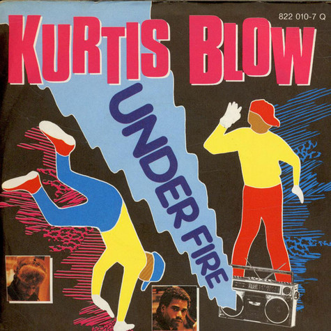 Kurtis Blow - Under Fire