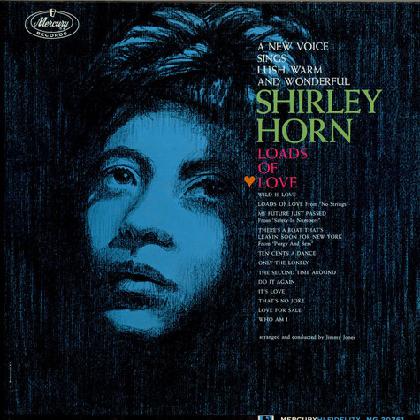 Shirley Horn - Loads Of Love