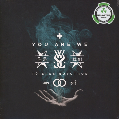 While She Sleeps - You Are We Green Splatter Vinyl Editon
