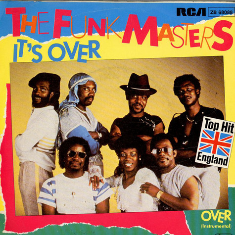 Funk Masters - It's Over