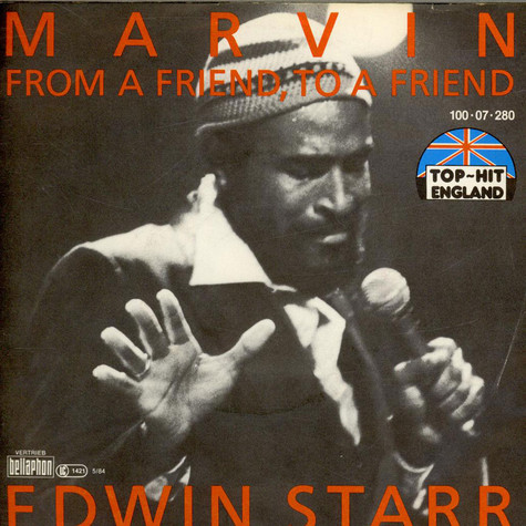 Edwin Starr - Marvin (From A Friend To A Friend)
