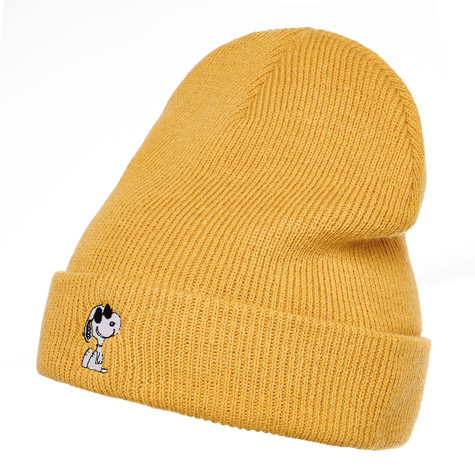 151caf49 Vans x Peanuts - Beanie (Mineral Yellow) | HHV