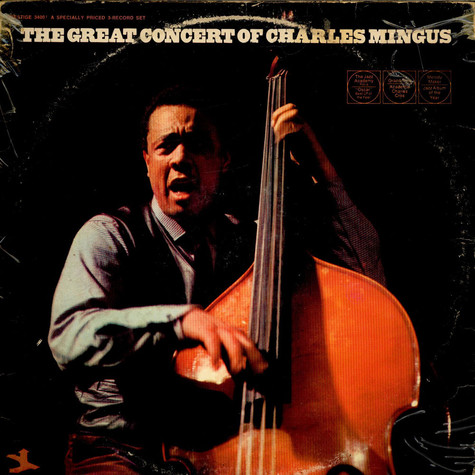 Charles Mingus - The Great Concert Of Charles Mingus