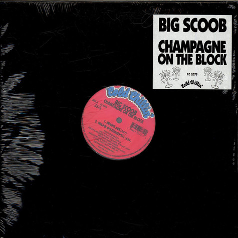 Big Scoob - Champagne On The Block
