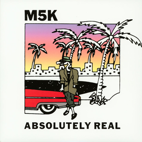 M5K - Absolutely Real EP