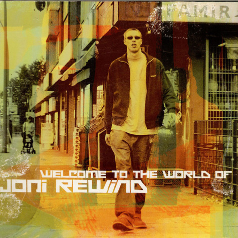 Joni Rewind - Welcome To The World Of Joni Rewind