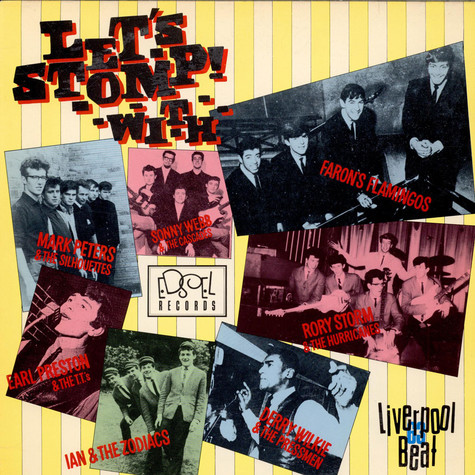 V.A. - Let's Stomp! Liverpool Beat 1963
