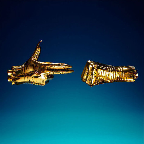 Run The Jewels (El-P + Killer Mike) - Run The Jewels 3 Deluxe Edition