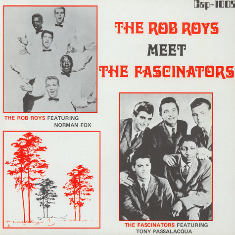 Rob Roys / Fascinators - Rob Roys Meet The Fascinators