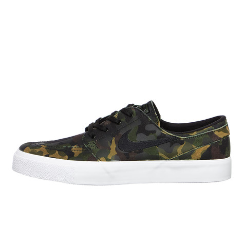 official photos 92680 64624 Nike SB. Zoom Stefan Janoski HT (White   Black ...