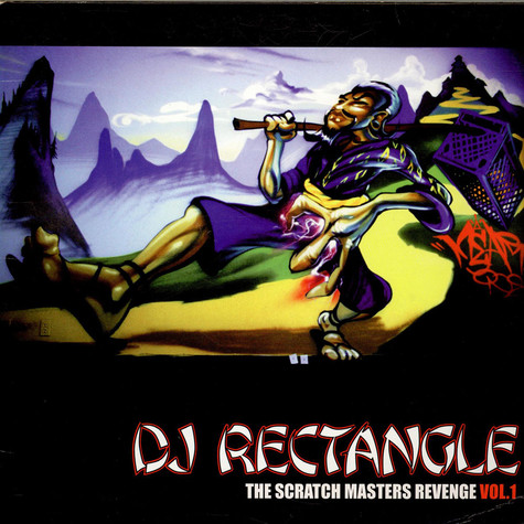 DJ Rectangle - The Scratch Masters Revenge Vol. 1