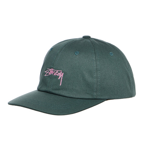 f46890a74f1 Stüssy - Smooth Stock Low Cap (Green)