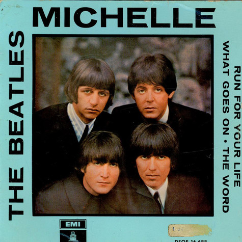 Beatles, The - Michelle