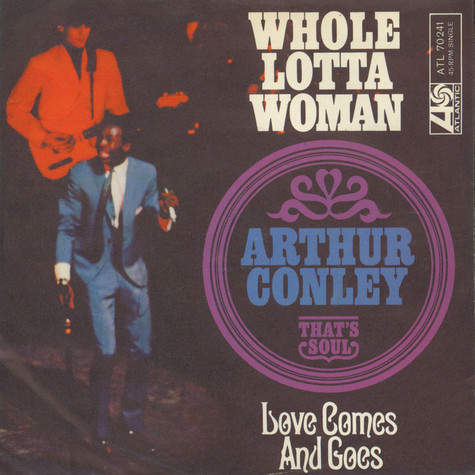 Arthur Conley - Whole Lotta Woman