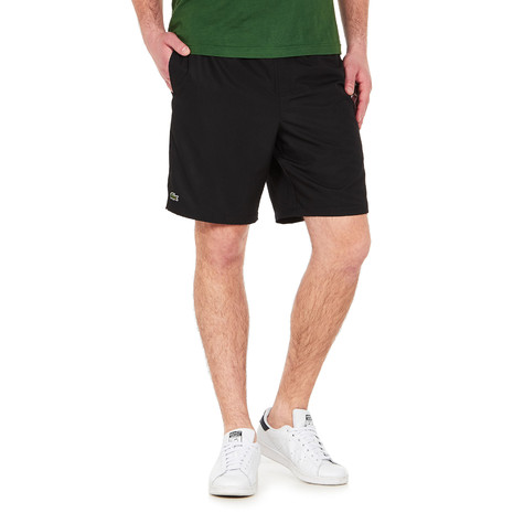 Lacoste - Diamond Weave Taffeta Shorts
