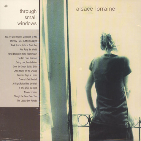 Alsace Lorraine - Through Small Windows