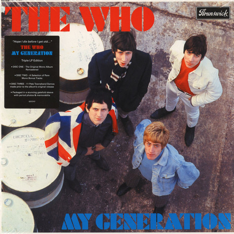 Who, The - My Generation Deluxe Edition