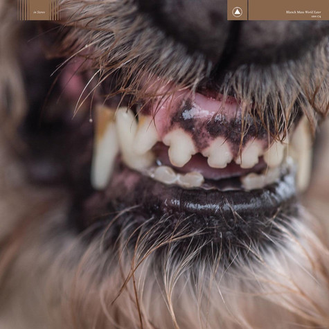 Blanck Mass - World Eater Black Vinyl Edition