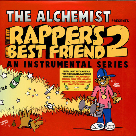 Alchemist - Rapper's Best Friend Volume 2