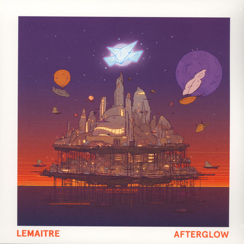 Lemaitre - Afterglow EP