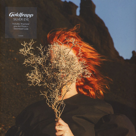 Goldfrapp - Silver Eye Black Vinyl Edition