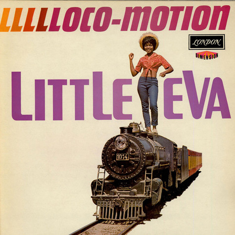 Little Eva - Llllloco-Motion