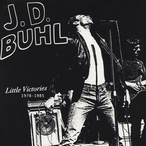 J.D. Buhl - Little Victories 1978-85