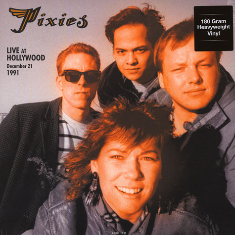Pixies - Live at Hollywood Palladium Hollywood December 21 1991