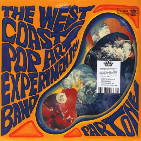 West Coast Pop Art Experimental Band - Part One Mono Edition