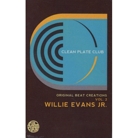 Willie Evans Jr. - Clean Plate Club Volume 2