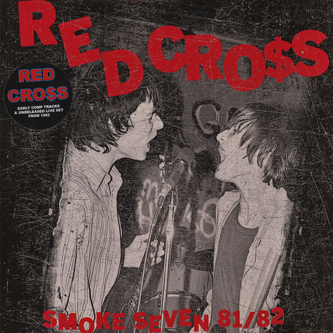 Red Kross - Smoke Seven 81/92