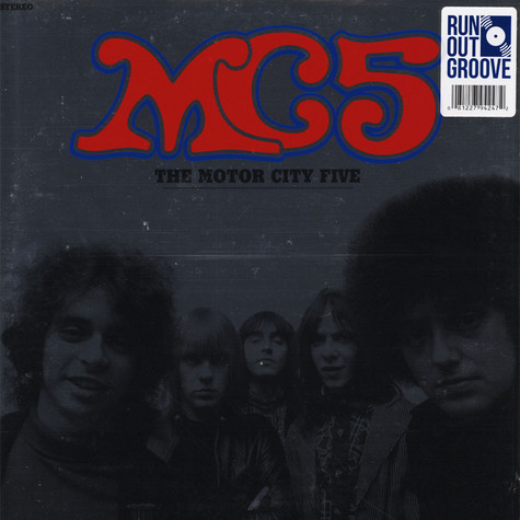 MC5 - The Motor City Five Colored Vinyl Edition