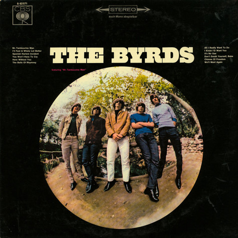 "Byrds, The - Featuring ""Mr. Tambourine Man"""
