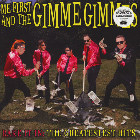 Me First And The Gimme Gimmes - Rake It in: The Greatest Hits
