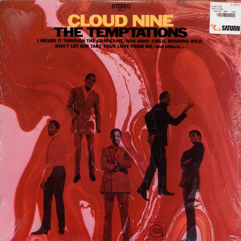 Temptations, The - Cloud 9