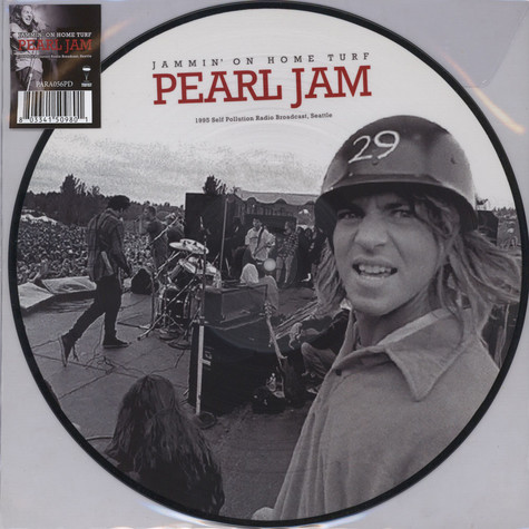Pearl Jam - Self Pollution Radio Seattle, WA, 8th January 1995