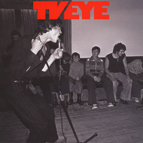 TV Eye - Lost Studio Recordings 1977-1978