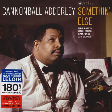 Cannonball Adderley - Somethin´Else