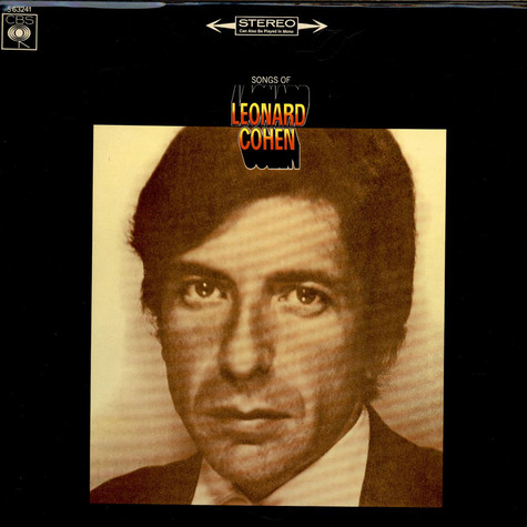 Leonard Cohen - Songs Of Leonard Cohen