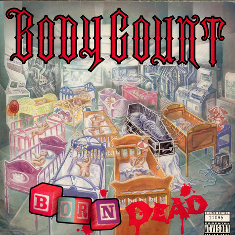 Body Count - Born Dead