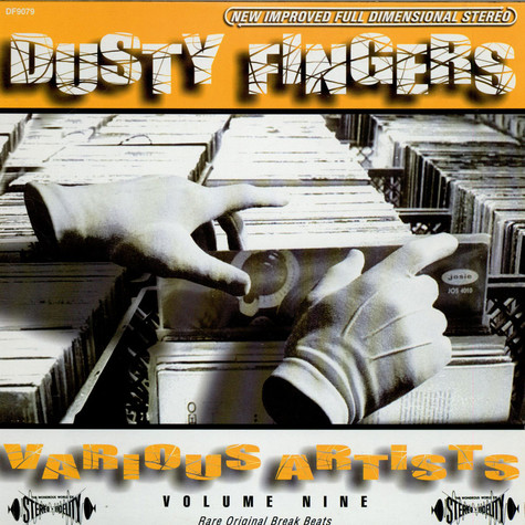Dusty Fingers - Volume 9