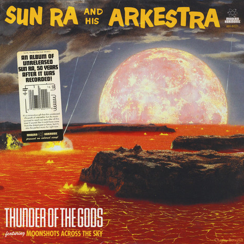 Sun Ra - Thunder Of The God