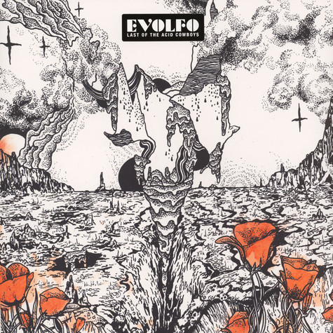 Evolfo - Last Of The Acid Cowboys