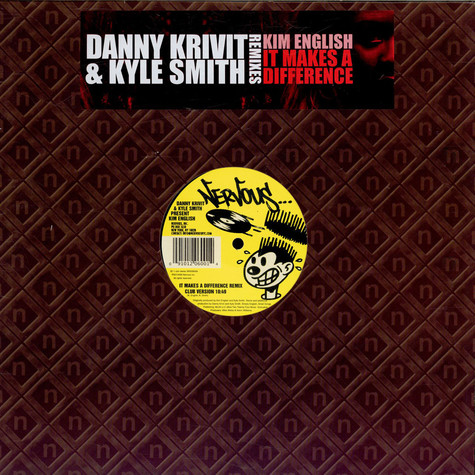 Kim English - It Makes A Difference (Danny Krivit & Kyle Smith Remixes)