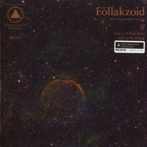 Föllakzoid - II Black Vinyl Edition