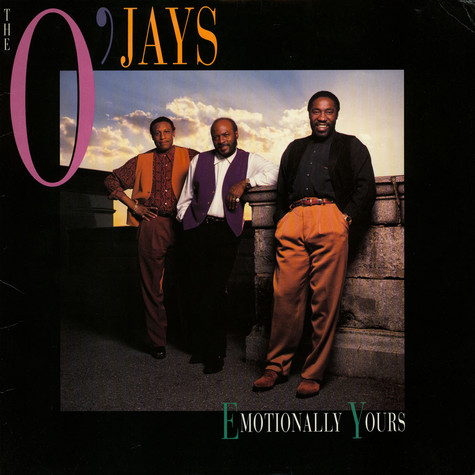 O'Jays, The - Emotionally Yours