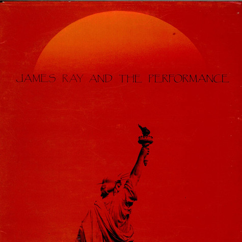 James Ray And The Performance - Texas