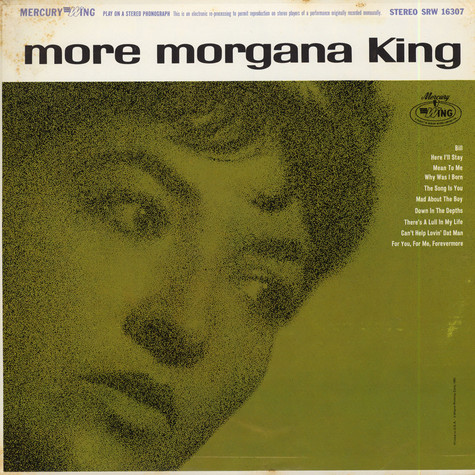 Morgana King - More Morgana King