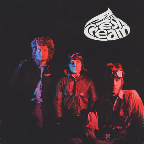 Cream - Fresh Cream Deluxe Edition