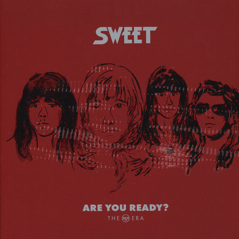 Sweet, The - Are You Ready? The RCA Era